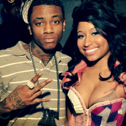 Soulja-Boy-and-Nicki-Minaj