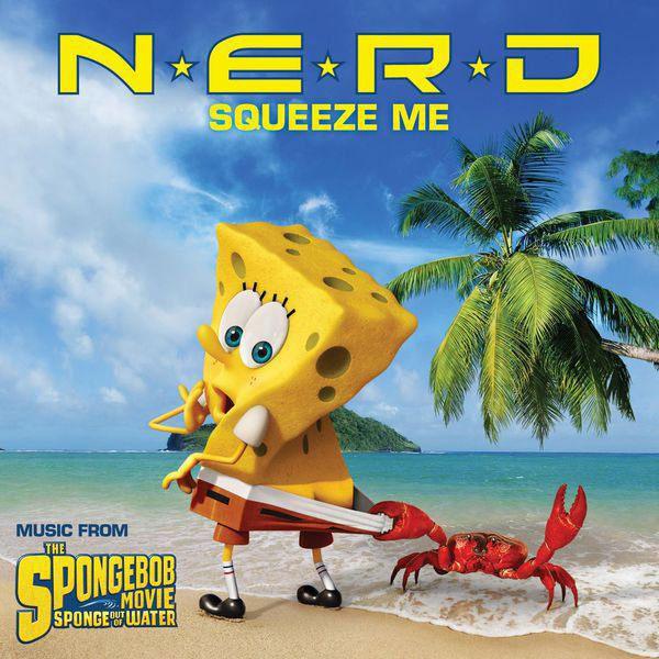 squeeze me NERD