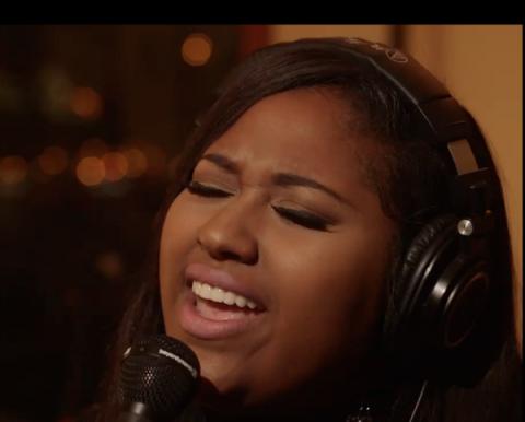 Jazmine-singing